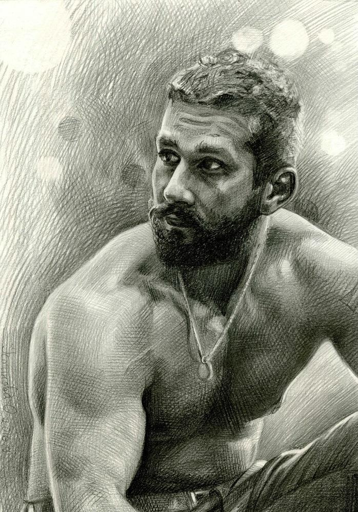 Shia LaBeouf by chi-chi-ku